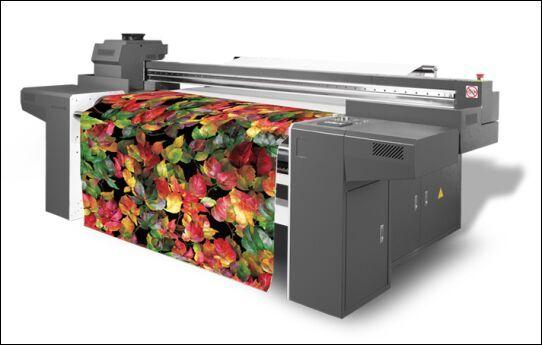 纺织品数码印花市场之畅谈